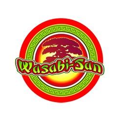Wasabi San (Online Pokie) (Microgaming) Logo