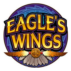 Eagles Wings (Online Pokie) (Microgaming) Logo
