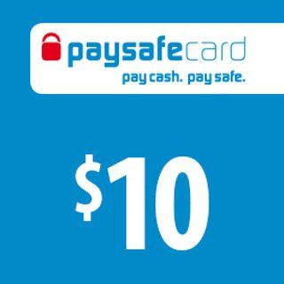 $10 paysafe