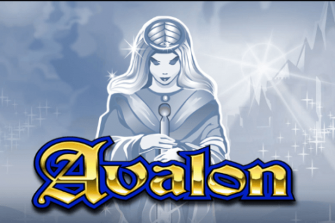 Avalon (Online Pokie) (Microgaming) Logo