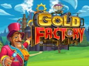 Gold Factory (Online Pokie) (Microgaming) Logo