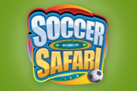 Soccer Safari (Online Pokie) (Microgaming) Logo