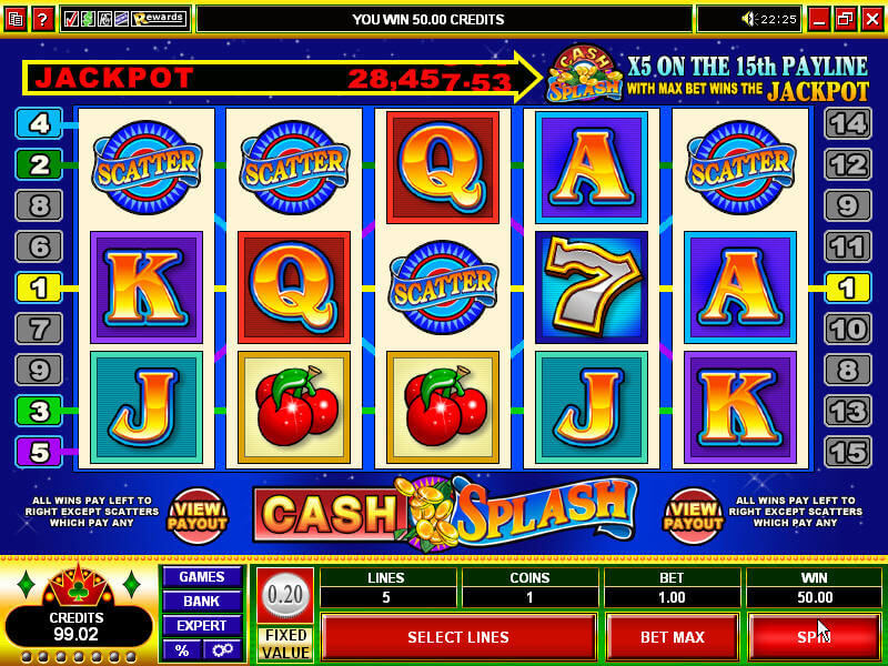Make a cash splash and play Mermaids Millions slots part-2