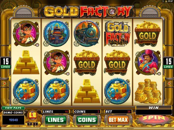 Gold_Factory_(Slot_Game)_(Microgaming)_Screenshot
