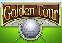 Golden Tour (Slot Game) (Playtech) Logo