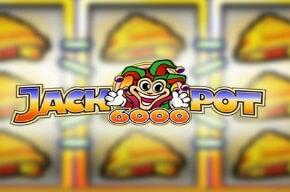 Play Jackpot 6000 Slots at Casino.com New Zealand