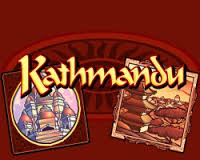 Kathmandu ( Slot Game) (Microgaming) Logo