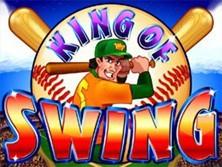 King of Swing (Slot Game) (Realtime Gaming) Logo