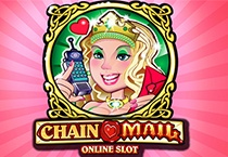 Chain Mail (Slot Game) (Microgaming) Logo