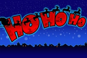 Ho Ho Ho ( Slot Game) (Microgaming) Logo