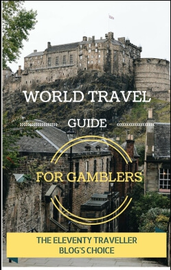 World Travel Guide for Gamblers Cover
