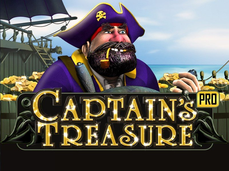 Play Captains Treasure Pro Slots Online at Casino.com NZ