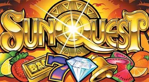 Sun Quest (Online Pokie) (Microgaming) Logo