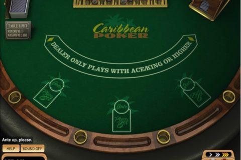 CARIBBEAN POKER BETSOFT (Online Pokie) (BetSoft) Logo