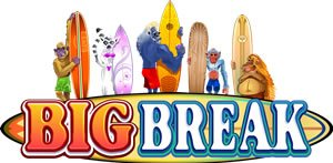 Big Break (Online Pokie) (Microgaming) Logo
