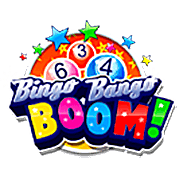 Bingo Bango Boom (Online Pokie) (Microgaming) Logo