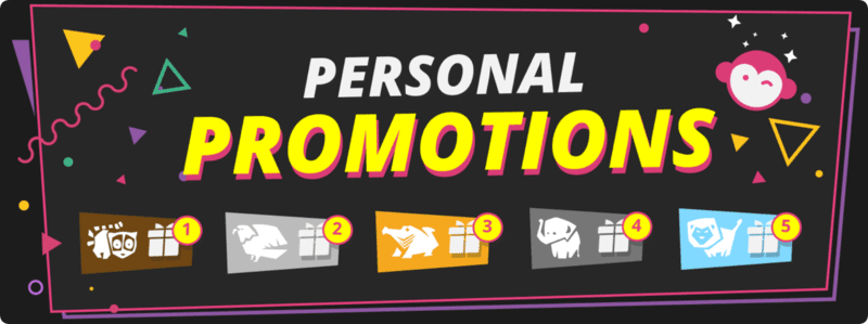 Booi loyalty promotions