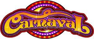 Carnaval (Online Pokie) (Microgaming) Logo