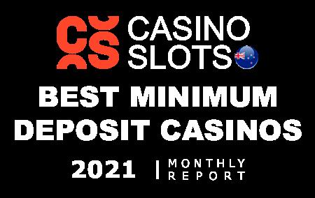 CasinoSlots Minimum deposit casinos