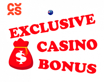 Exclusive welcome casino bonus
