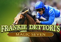 Frankie Dettori's Magic Seven (Online Pokie) (Playtech) Logo