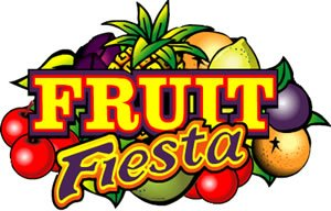 Fruit Fiesta (Online Pokie) (Microgaming) Logo