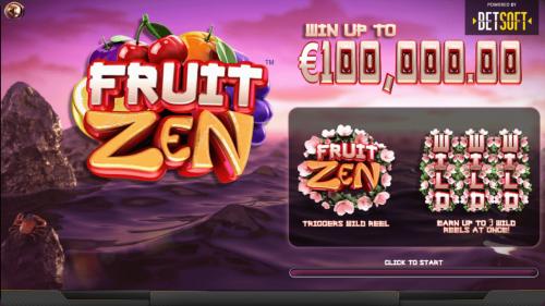 Fruit Zen play