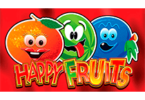 Happy Fruits (Online Pokie) (Novomatic) Logo