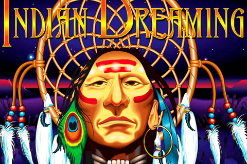 Indian Dreaming (Online Pokie) (Aristocrat) Logo