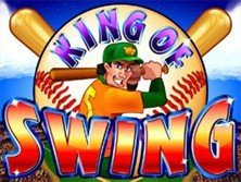 King of Swing slot game logo