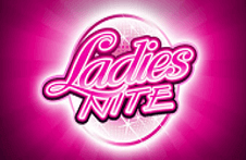 Ladies Nite (Online Pokie) (Microgaming) Logo