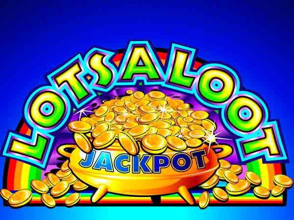 Spiele Lots A Loot 5 Reel - Video Slots Online