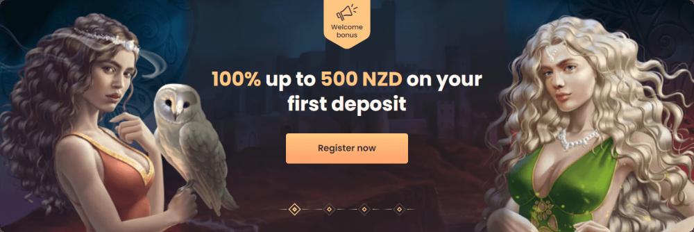 National Casino Bonus offer