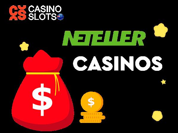 Neteller casinos by CasinoSLots