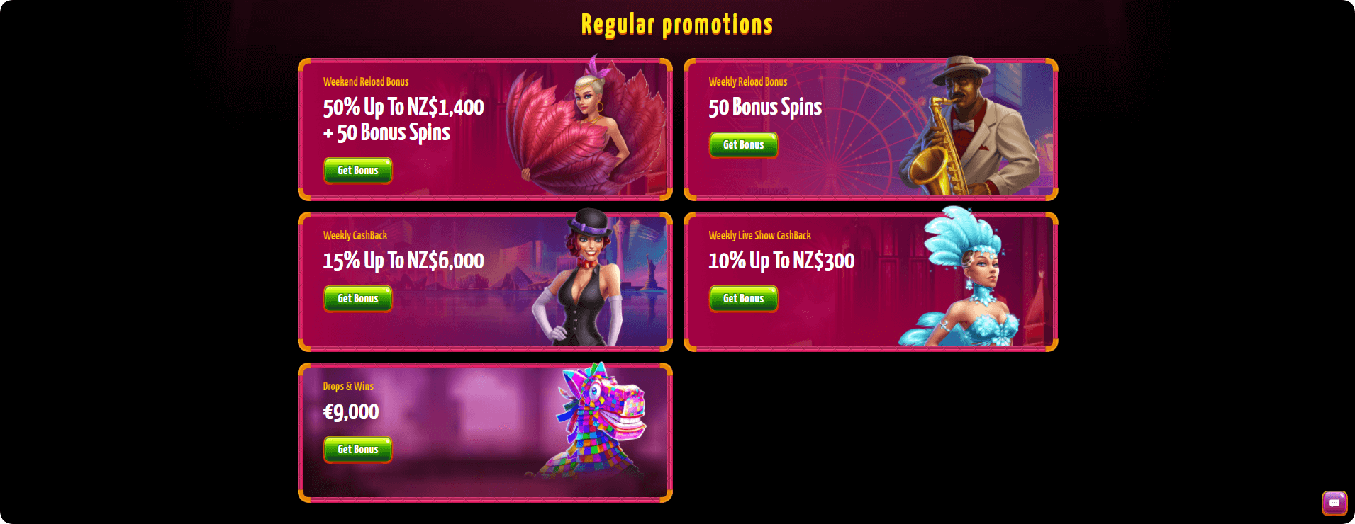 Promotions Winota