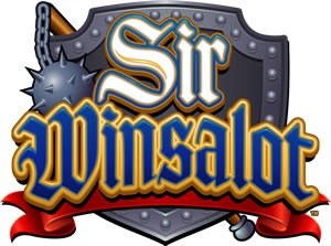 Sir Winsalot (Online Pokie) (Microgaming) Logo