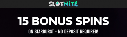 Slotnite no deposit free spins
