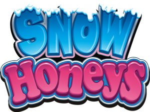 Snow Honeys (Online Pokie) (Microgaming) Logo