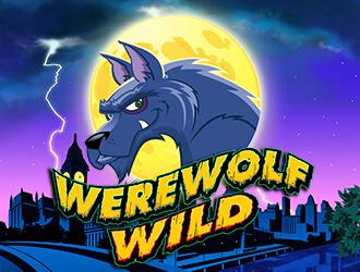 Werewolf Wild (Online Pokie) (Aristocrat) Logo