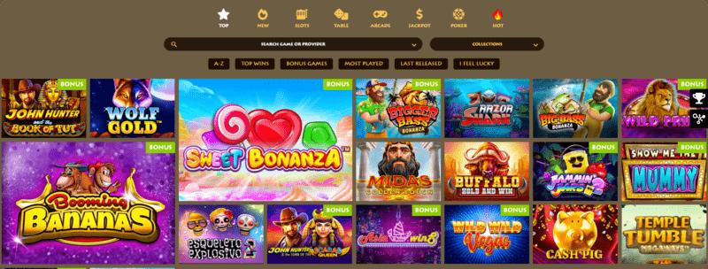 Wilderino casino slots no deposit