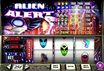 Alien Alert (Online Pokie) (Playtech) Logo