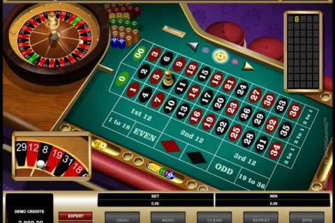 Play American Roulette slot