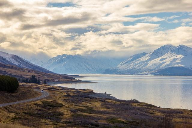 New Zealand Aoraki National Park