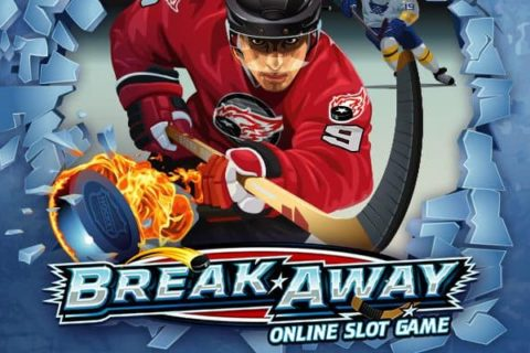 Break Away slot game logo