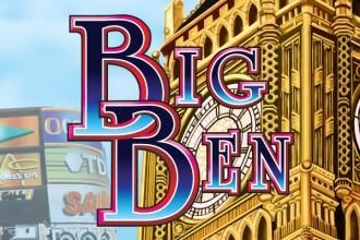 Big Ben (Online Pokie) (Aristocrat) Logo