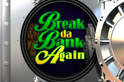 Break Da Bank Again slot game logo