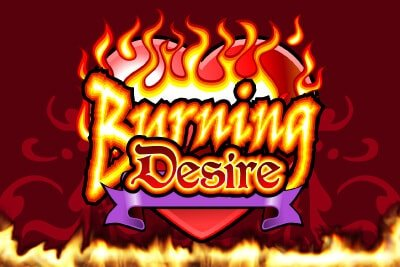 Burning Desire (Online Pokie) (Microgaming) Logo