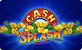Cash Splash slot game logo
