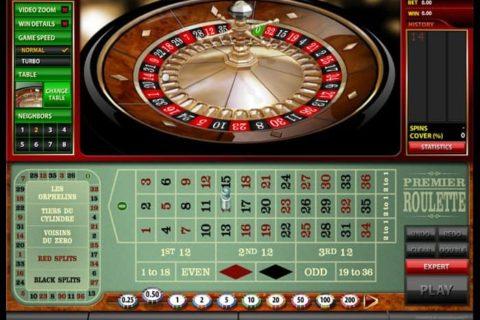 Play Premier Roulette slot