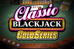 Play Classic Online BlackJack Gold Series slot